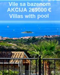 Villas with pool! 269.000 €