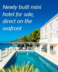 Hotel for Sale in Croatia