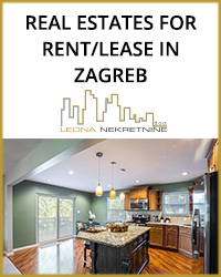 Rent  an apartment in Zagreb