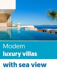Luxury properties in Dalmatia