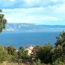 Plot with a fantastic sea view near Rabac -  884 m2- 99000 €