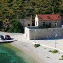 Unique stone villa from the 16th century directly on the sea.