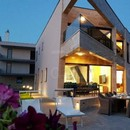 Dalmatia, newbuilding villa by the sea