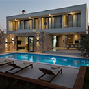 Luxury Mediterannean villa on the island of Šolta